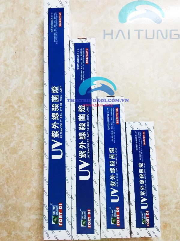 Đèn diệt khuẩn UV Fort DI 40w 44cm