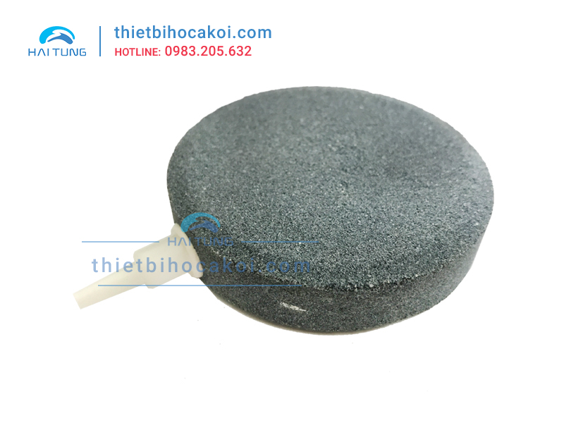 Đĩa sủi đá mịn đường kính 15cm