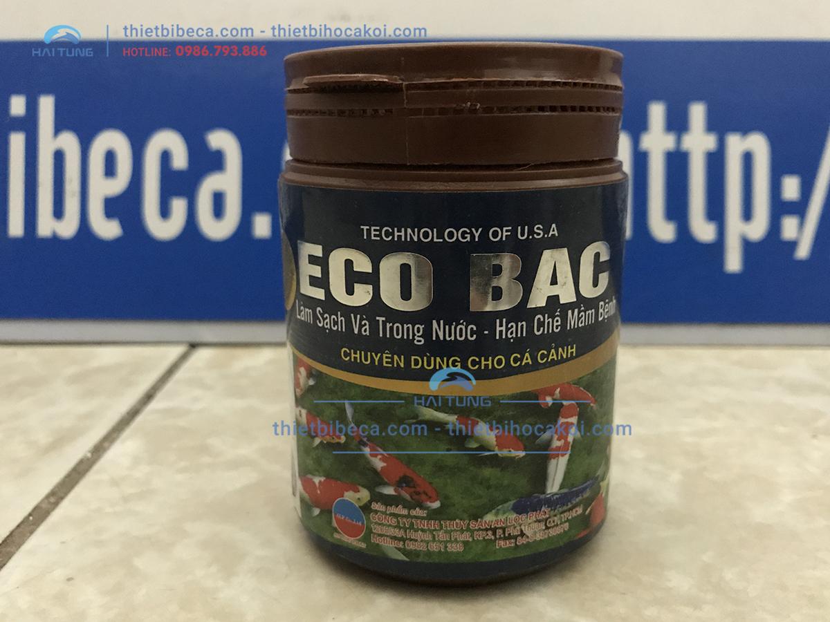 Men vi sinh hồ koi ECO BAC 127g