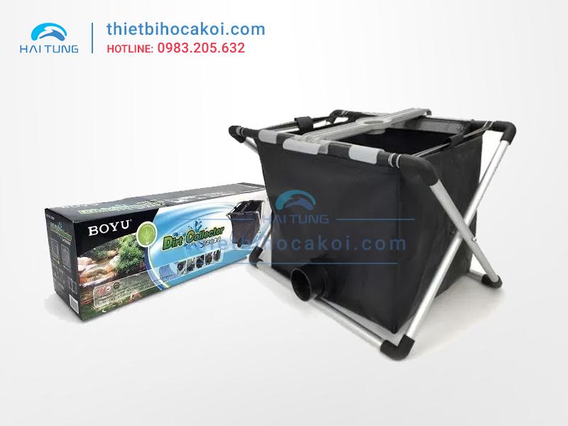 Sọt Lọc Vệ Sinh Hồ Koi BOYU WNQ-1D