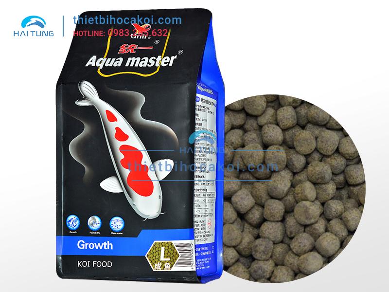 Thức Ăn Cá Koi Tăng Trọng Aquamaster Growth Size L 5kg