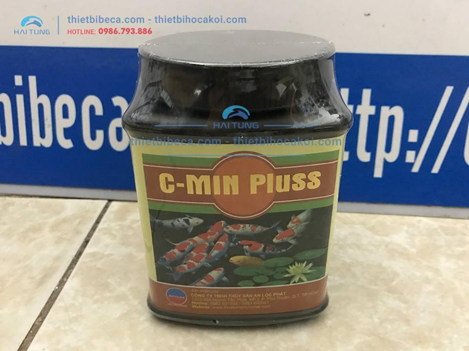 Vitamin và Khoáng chất cho cá Koi C-MIN PLUSS
