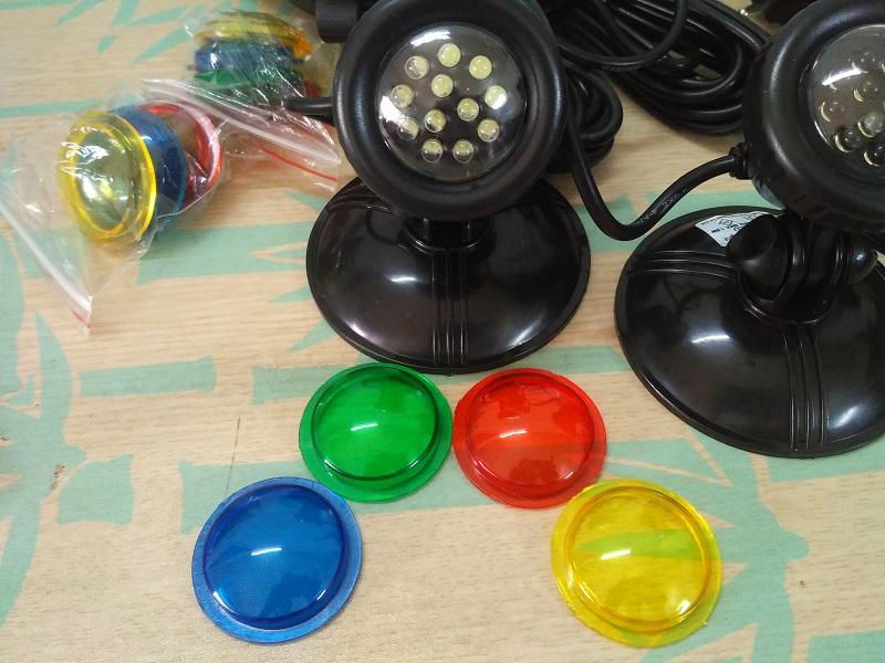 Đèn pha bóng led Jebao GL1-LED3