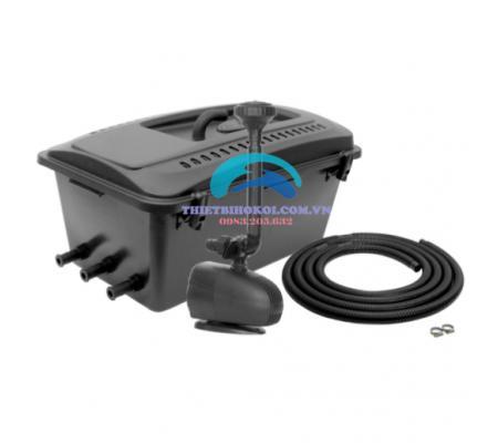 Bộ máy lọc thùng cho hồ cá koi Aquael KlarJet 15000