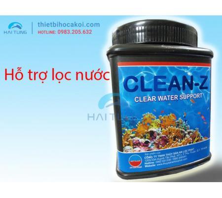 Chế Phẩm Hỗ Trợ Lọc nước CLEAN-Z