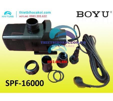 Máy bơm Boyu SPF16000 245W