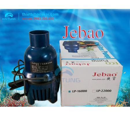 Máy bơm hồ koi Jebao LP16000 100W