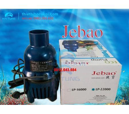 Máy bơm hồ koi Jebao LP22000 175W