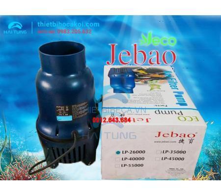 Máy bơm hồ koi Jebao LP26000 Eco 75W