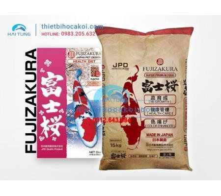 Thức ăn cá Koi JPD Fujizakura 15kg