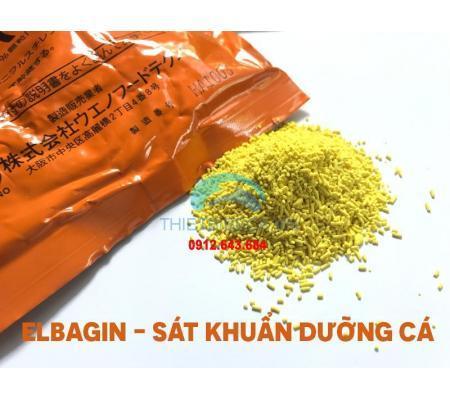 Thuốc sát khuẩn dưỡng cá ELBAGIN - YellowPowder gói 50g